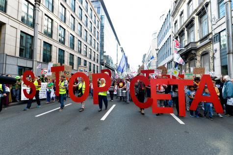 CETA : European citizens First !