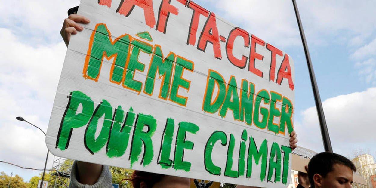 CETA : pour nous, c'est toujours non !