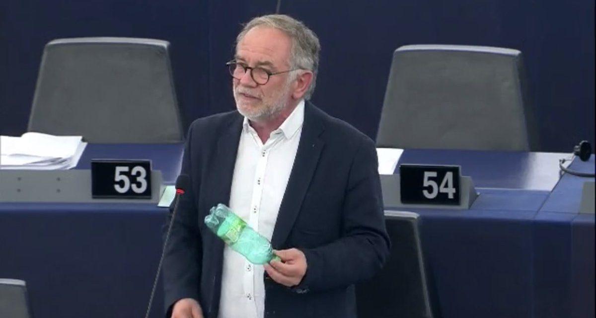 Nous devons réduire drastiquement l'utilisation du plastique en Europe