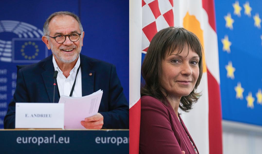 Élections Européennes : Un binôme socialiste expérimenté avec Raphaël Glucksmann !